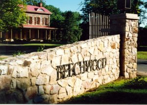 Beechwood sign